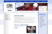 Solda all`Ortles / Sulden am Ortler