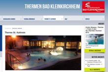 Bad Kleinkirchheim Thermal Spa St Kathrein